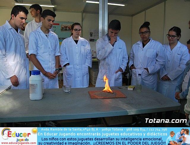 El IES Juan de la Cierva participó en la XVI Semana de la Ciencia y la Tecnología de la Región de Murcia - 3