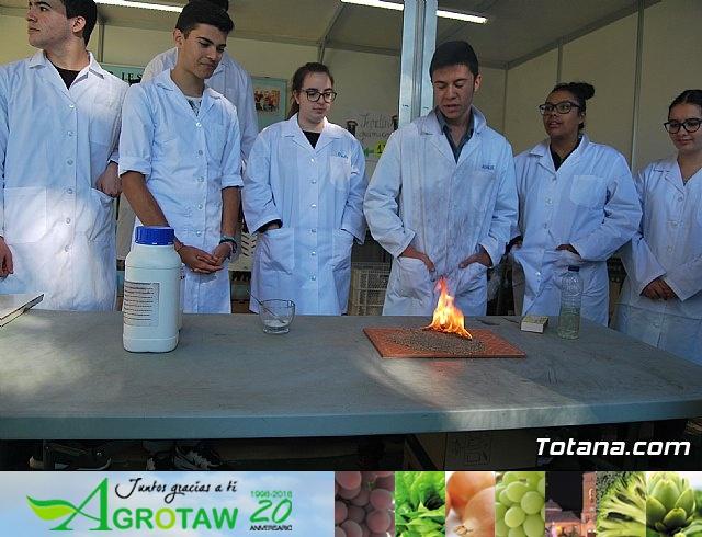 El IES Juan de la Cierva participó en la XVI Semana de la Ciencia y la Tecnología de la Región de Murcia - 4