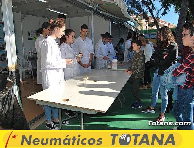 El IES Juan de la Cierva participó en la XVI Semana de la Ciencia y la Tecnología de la Región de Murcia - 5