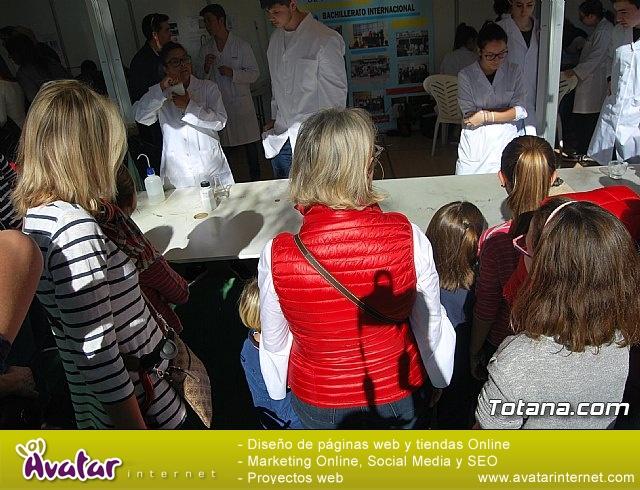 El IES Juan de la Cierva participó en la XVI Semana de la Ciencia y la Tecnología de la Región de Murcia - 6