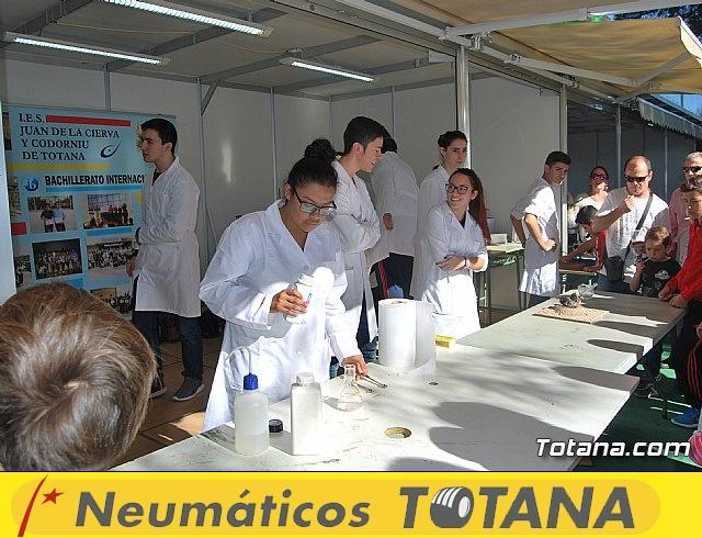 El IES Juan de la Cierva participó en la XVI Semana de la Ciencia y la Tecnología de la Región de Murcia - 8