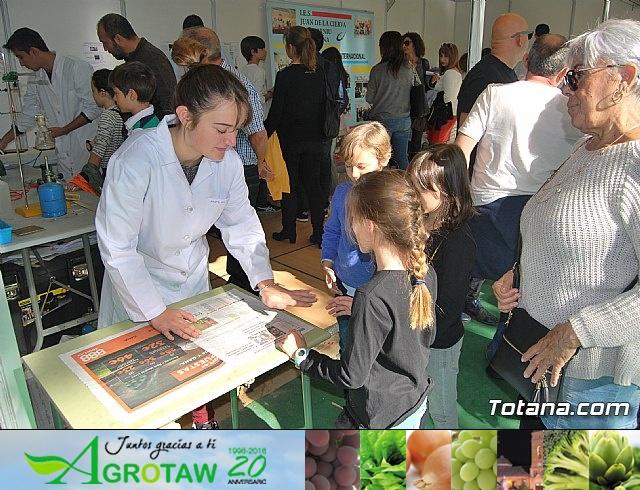 El IES Juan de la Cierva participó en la XVI Semana de la Ciencia y la Tecnología de la Región de Murcia - 10