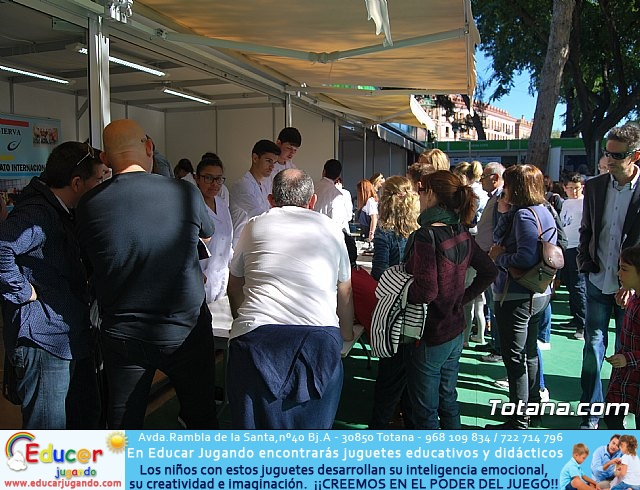 El IES Juan de la Cierva participó en la XVI Semana de la Ciencia y la Tecnología de la Región de Murcia - 14
