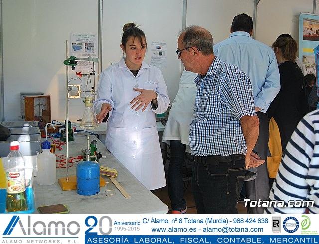 El IES Juan de la Cierva participó en la XVI Semana de la Ciencia y la Tecnología de la Región de Murcia - 15