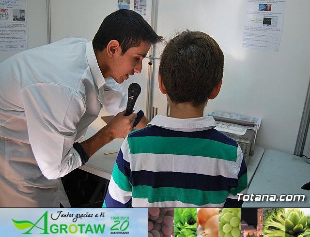 El IES Juan de la Cierva participó en la XVI Semana de la Ciencia y la Tecnología de la Región de Murcia - 16