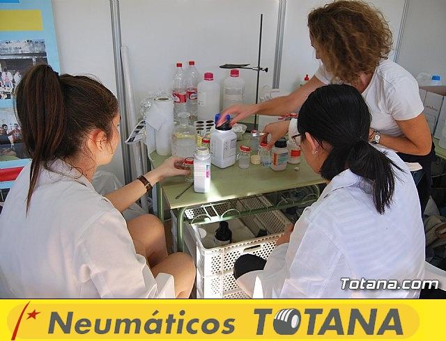 El IES Juan de la Cierva participó en la XVI Semana de la Ciencia y la Tecnología de la Región de Murcia - 18
