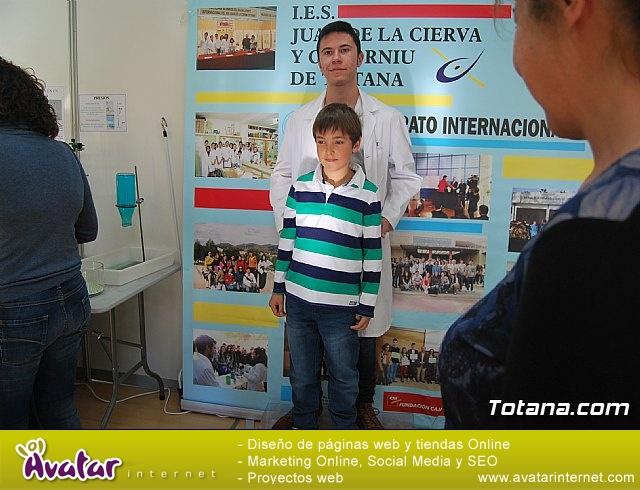 El IES Juan de la Cierva participó en la XVI Semana de la Ciencia y la Tecnología de la Región de Murcia - 21