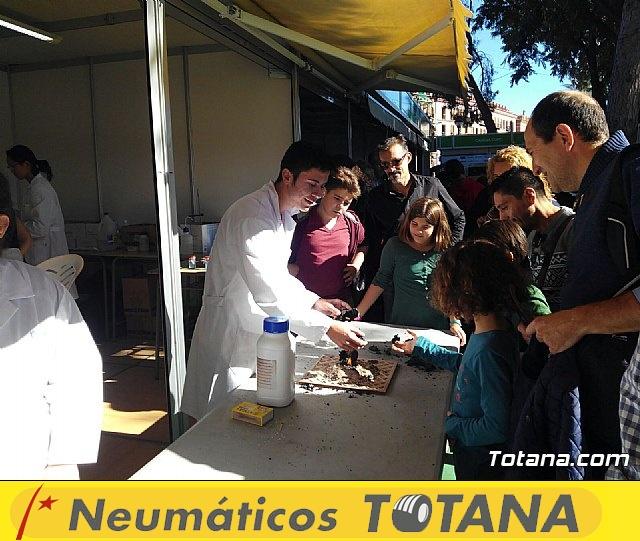 El IES Juan de la Cierva participó en la XVI Semana de la Ciencia y la Tecnología de la Región de Murcia - 23