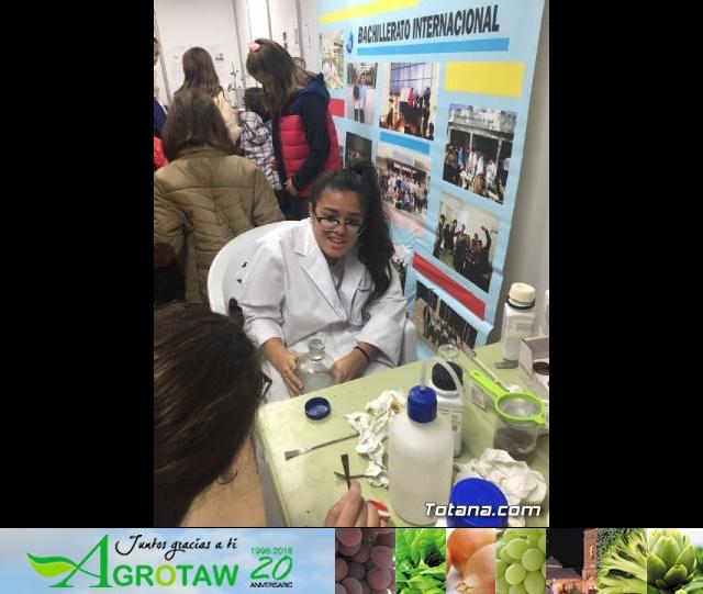 El IES Juan de la Cierva participó en la XVI Semana de la Ciencia y la Tecnología de la Región de Murcia - 24