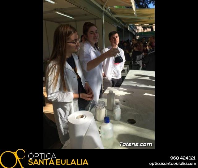 El IES Juan de la Cierva participó en la XVI Semana de la Ciencia y la Tecnología de la Región de Murcia - 25