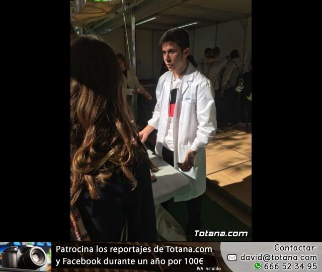 El IES Juan de la Cierva participó en la XVI Semana de la Ciencia y la Tecnología de la Región de Murcia - 28