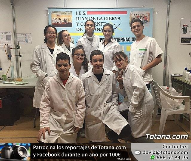 El IES Juan de la Cierva participó en la XVI Semana de la Ciencia y la Tecnología de la Región de Murcia - 29