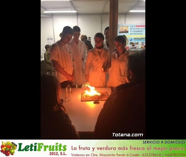 El IES Juan de la Cierva participó en la XVI Semana de la Ciencia y la Tecnología de la Región de Murcia - 31