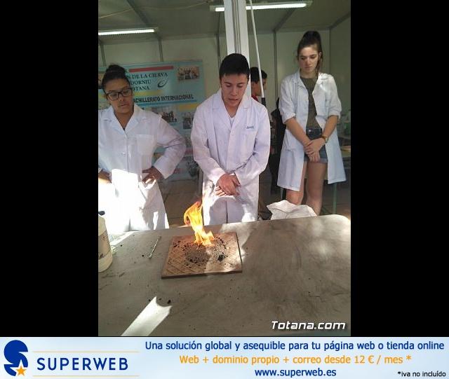 El IES Juan de la Cierva participó en la XVI Semana de la Ciencia y la Tecnología de la Región de Murcia - 73
