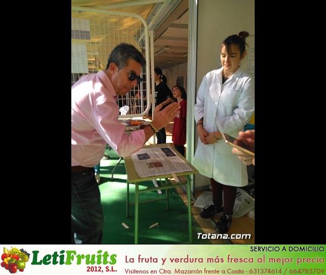 El IES Juan de la Cierva participó en la XVI Semana de la Ciencia y la Tecnología de la Región de Murcia - 76