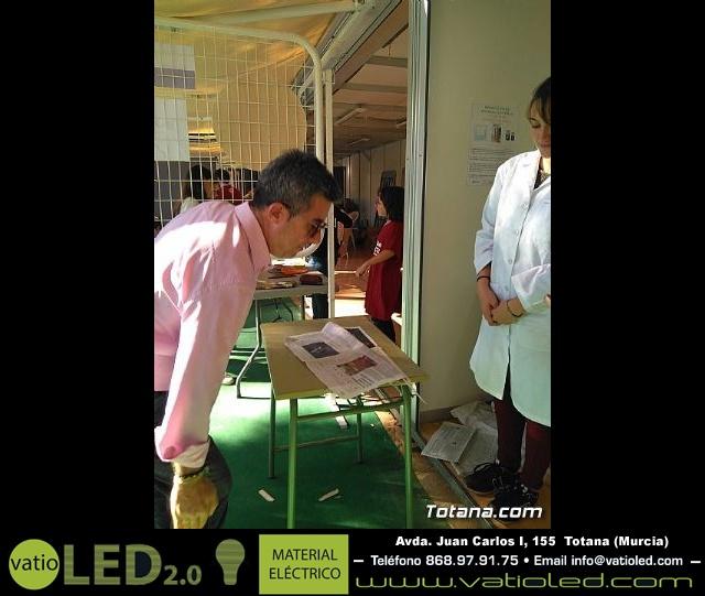 El IES Juan de la Cierva participó en la XVI Semana de la Ciencia y la Tecnología de la Región de Murcia - 77