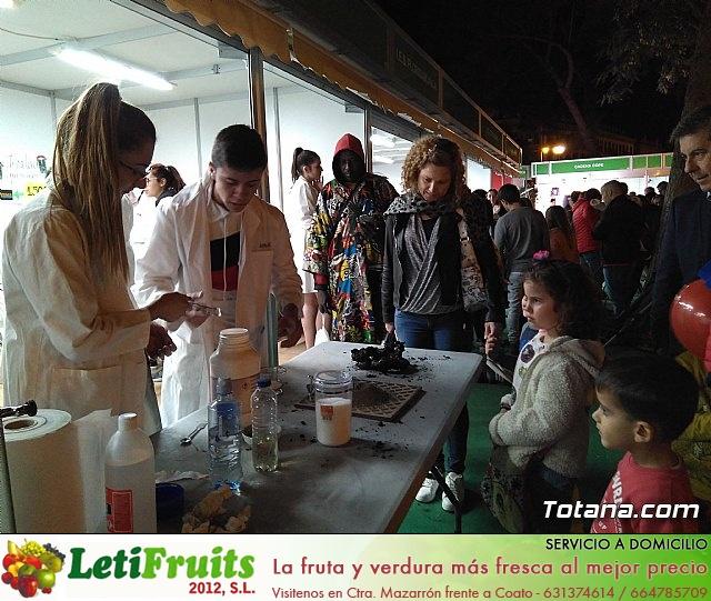 El IES Juan de la Cierva participó en la XVI Semana de la Ciencia y la Tecnología de la Región de Murcia - 81