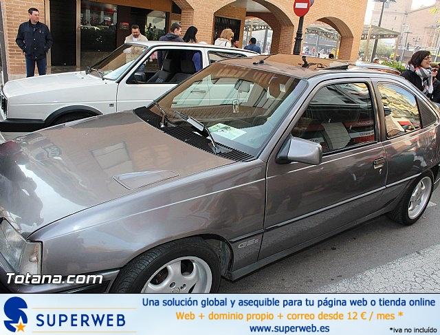 Concentración de vehículos clásicos Totana 2015 - 2