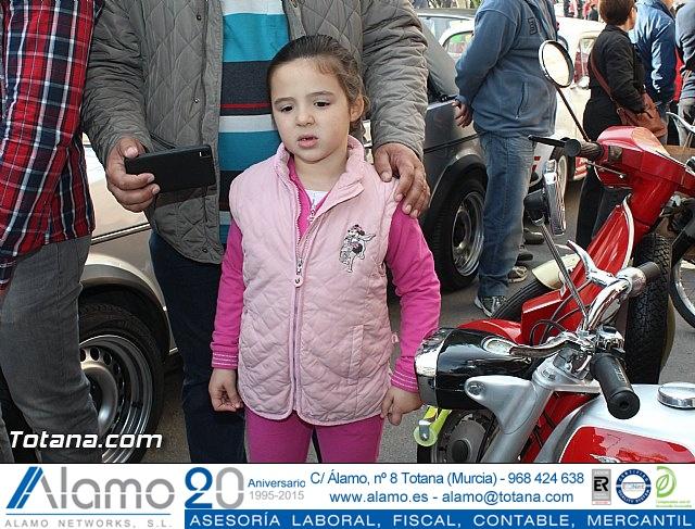 Concentración de vehículos clásicos Totana 2015 - 16