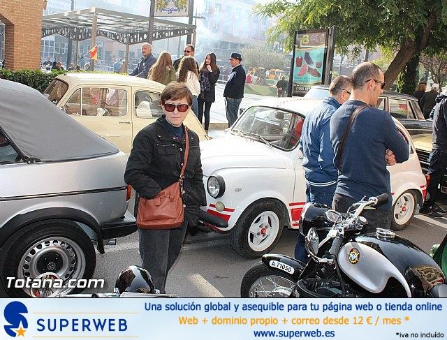 Concentración de vehículos clásicos Totana 2015 - 23