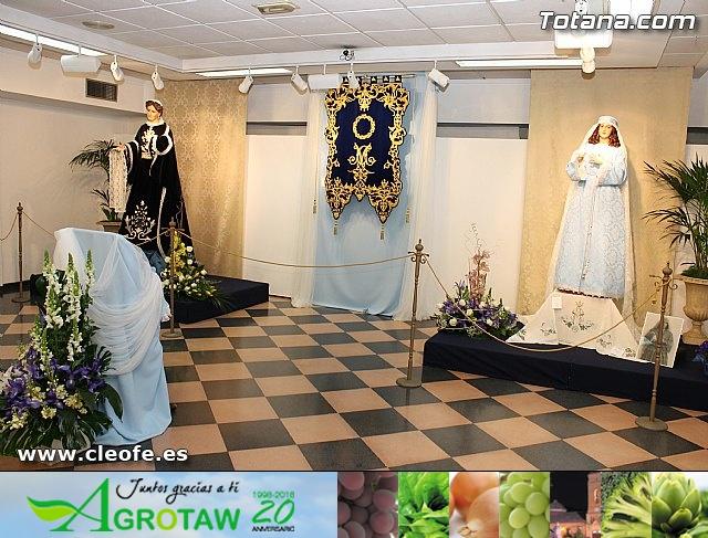 Exposición. Hermandad de Santa María Cleofé - 4