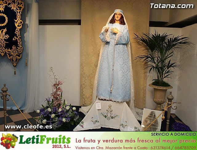 Exposición. Hermandad de Santa María Cleofé - 5