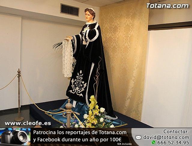 Exposición. Hermandad de Santa María Cleofé - 7