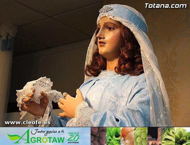 Exposición. Hermandad de Santa María Cleofé - 12
