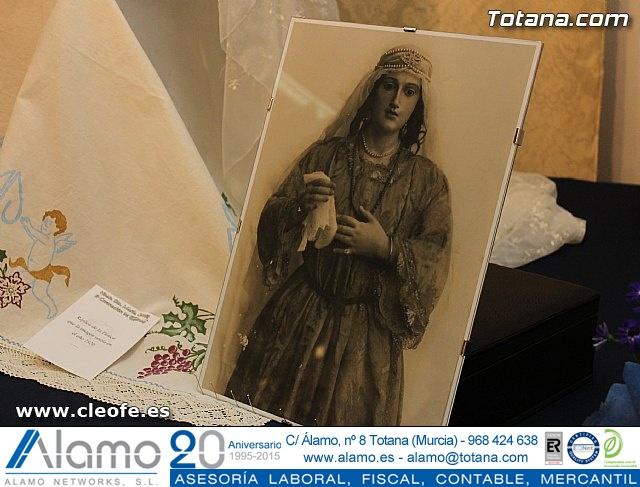 Exposición. Hermandad de Santa María Cleofé - 14