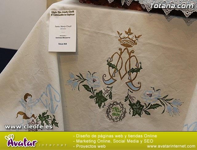 Exposición. Hermandad de Santa María Cleofé - 15