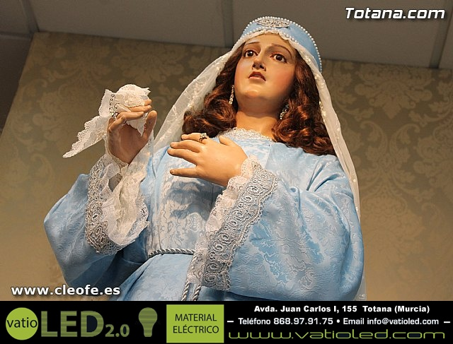 Exposición. Hermandad de Santa María Cleofé - 16