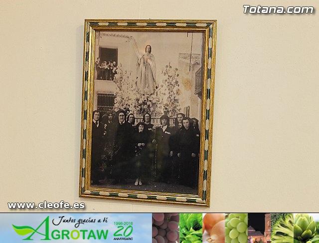 Exposición. Hermandad de Santa María Cleofé - 17