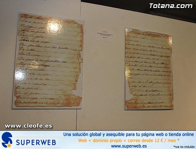 Exposición. Hermandad de Santa María Cleofé - 29