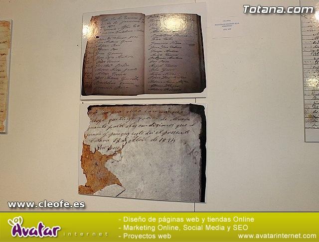 Exposición. Hermandad de Santa María Cleofé - 30