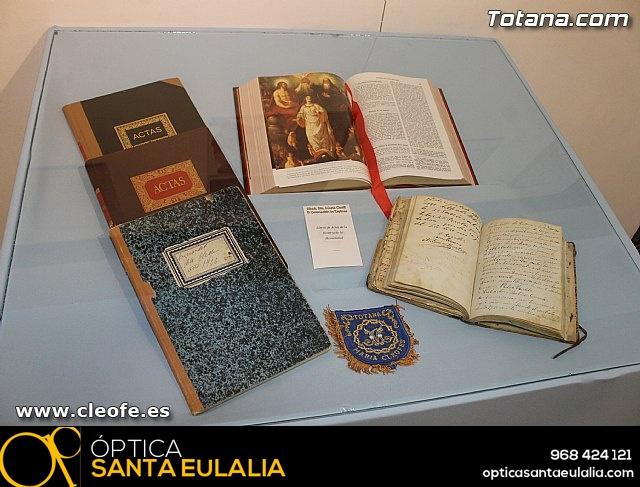 Exposición. Hermandad de Santa María Cleofé - 31