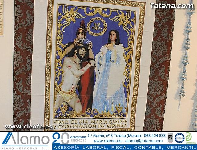 Exposición. Hermandad de Santa María Cleofé - 38