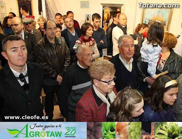 Exposición. Hermandad de Santa María Cleofé - 326