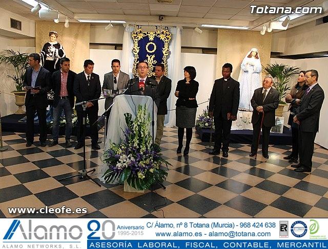 Exposición. Hermandad de Santa María Cleofé - 336
