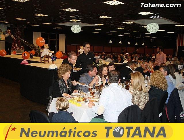 Cena-gala Hdad. Santa María Cleofé y Coronación de Espinas 2014 - 7