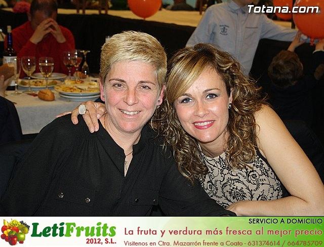 Cena-gala Hdad. Santa María Cleofé y Coronación de Espinas 2014 - 15