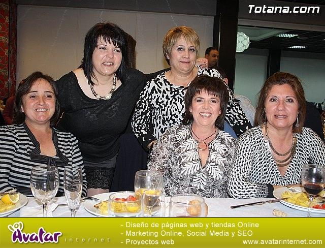 Cena-gala Hdad. Santa María Cleofé y Coronación de Espinas 2014 - 24