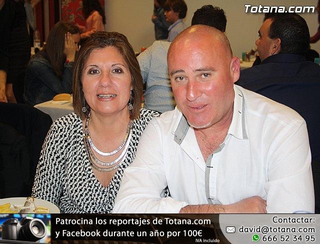 Cena-gala Hdad. Santa María Cleofé y Coronación de Espinas 2014 - 25
