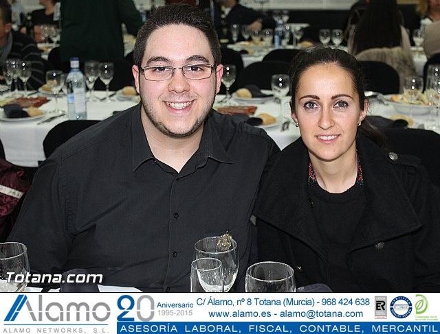 Cena-gala Hermandad de la Cleofé 2016 - 12