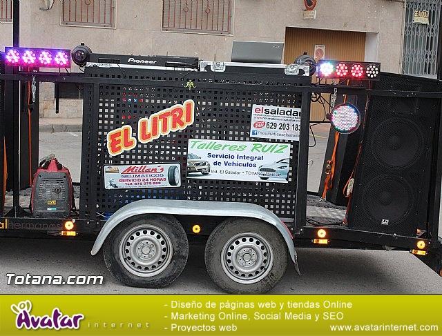 IX Concentración de Vehículos Clásicos. Fiestas de Santa Eulalia 2014 - 2