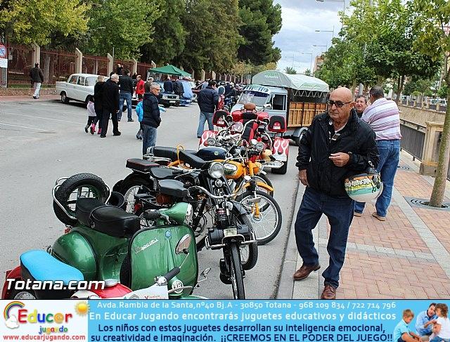 IX Concentración de Vehículos Clásicos. Fiestas de Santa Eulalia 2014 - 9