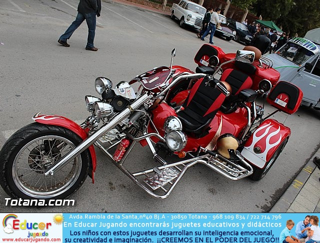 IX Concentración de Vehículos Clásicos. Fiestas de Santa Eulalia 2014 - 19