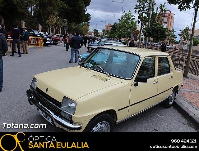 IX Concentración de Vehículos Clásicos. Fiestas de Santa Eulalia 2014 - 34