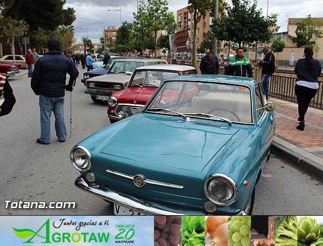 IX Concentración de Vehículos Clásicos. Fiestas de Santa Eulalia 2014 - 35