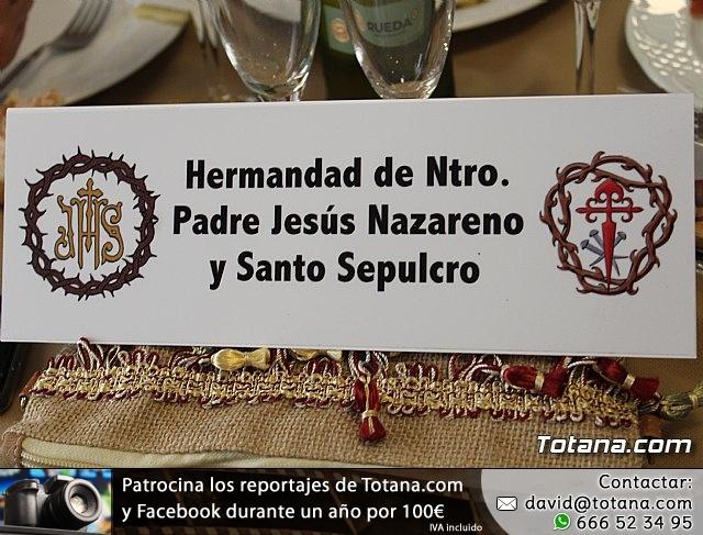 Comida de Hermandades y Cofradías tras el Pregón de la Semana Santa Totana 2019 - 6