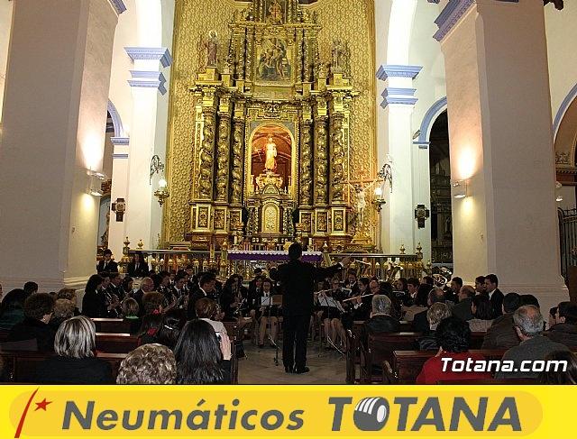 Concierto de Semana Santa. Agrupación Musical de Totana - 2013 - 3